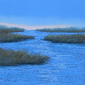 Summer Light on the Marsh No. 2