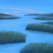 Summer Light on the Marsh: No. 4